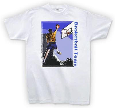 ロゴ入りオリジナルTシャツ